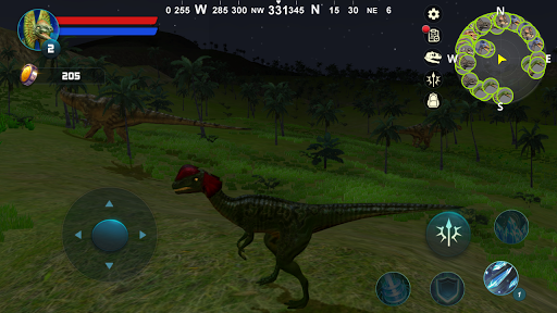 Dilophosaurus Simulator filehippodl screenshot 5