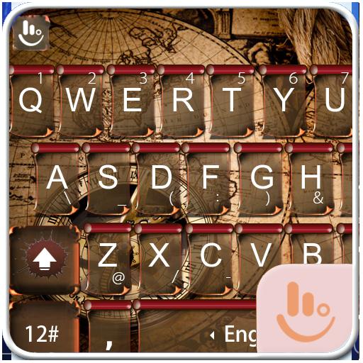 Handwrite Style Keyboard Theme