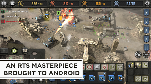 Company of Heroes Varies with device screenshots 1
