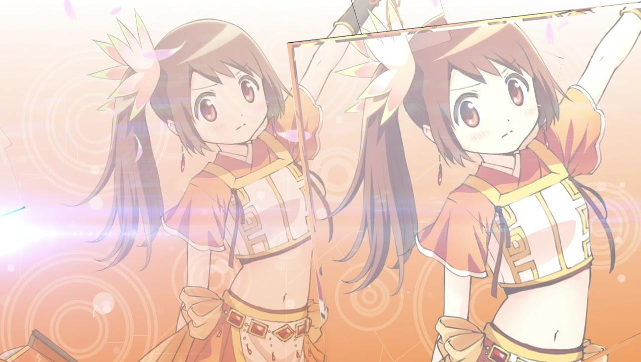 [Magia Record] สาวน้อยเวทมนตร์คนที่ 4 Yui Tsuruno
