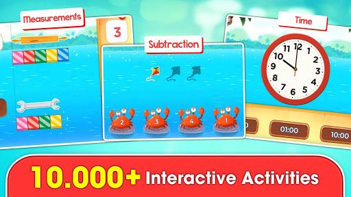 Monkey Math: math games & practice for kids screenshot 7