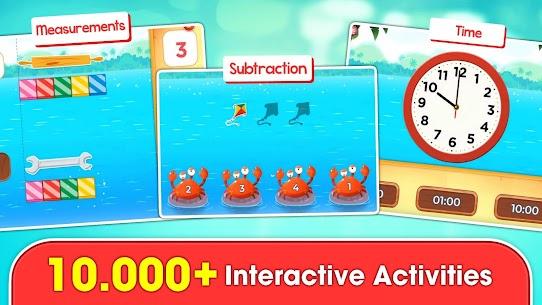 Monkey Math: math games & practice for kids 5