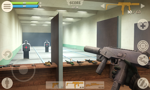 Télécharger Contra City - Online Shooter (3D FPS) APK MOD (Astuce) screenshots 1
