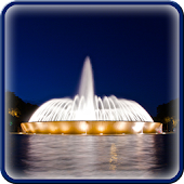 Fountain Live Wallpaper