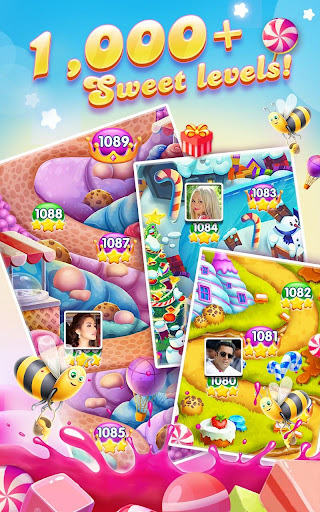 Candy Charming - 2019 Match 3 Puzzle Free Games for Android apk 10