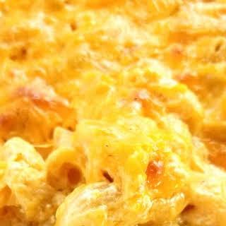 Southern Style Macaroni & Cheese.