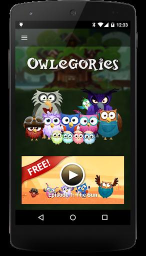 Owlegories TV