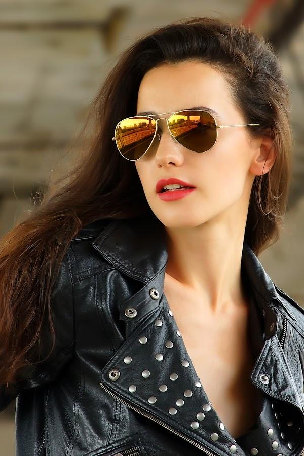 Sunglasses by Crispin Lee - People Fashion ( pwcsunglasses )
