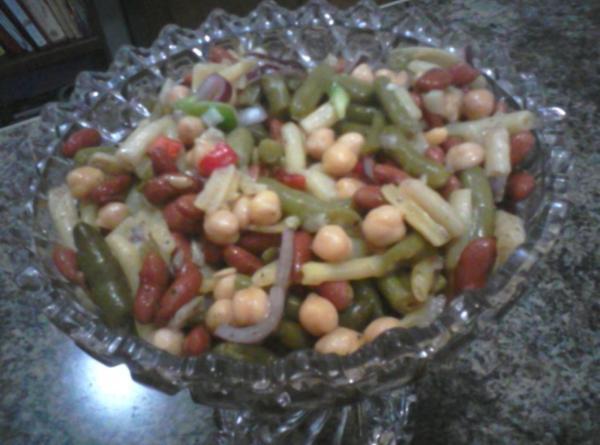 Four Bean Salad Recipe