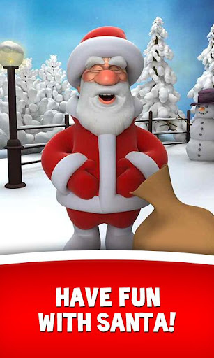 Talking Santa screenshot 4