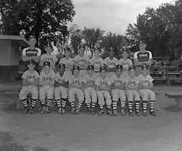 Photo: Lockport Little League 1963 All Stars