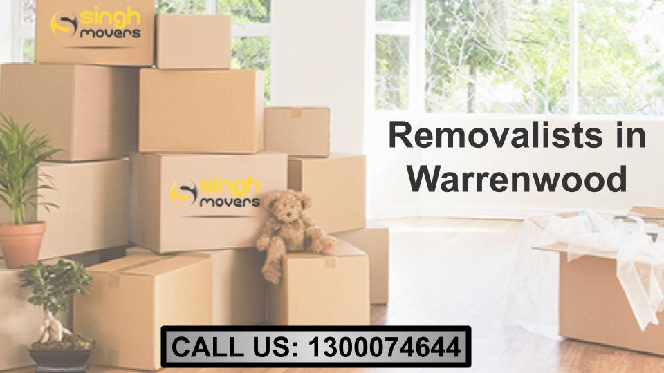 Removalists Warrenwood