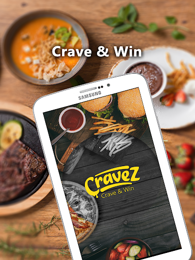 Cravez - Food Delivery 1.5.26 screenshots 8