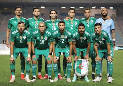 Intouchable, l'Algérie établit un nouveau record d'invincibilité en Afrique !