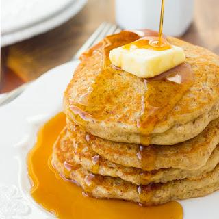 Gluten-Free Buckwheat Flax Pancakes {our favorite pancakes}.