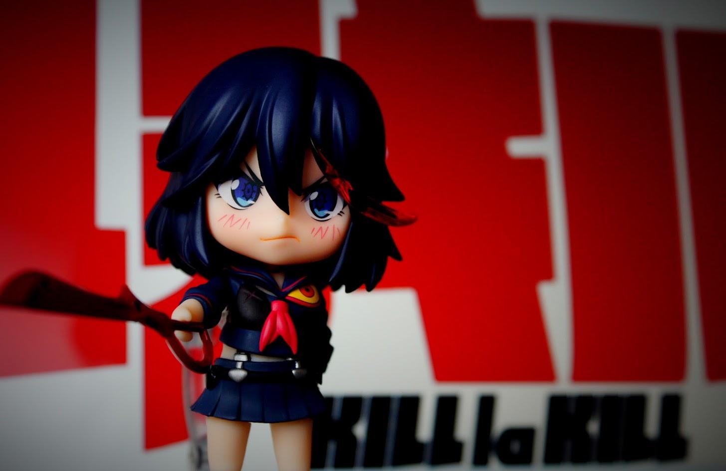 Kill la Kill Ryuuko Nendoroid GSC