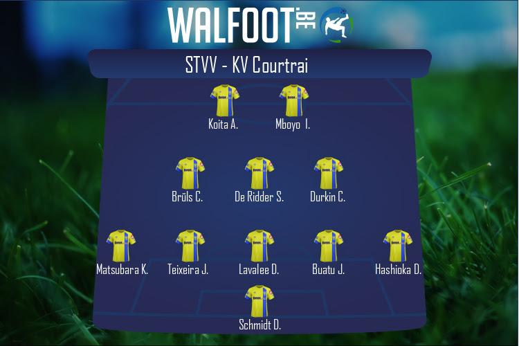 STVV (STVV - KV Courtrai)