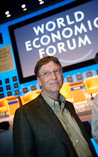 Photo: DAVOS/SWITZERLAND, 27JAN07 - William H. Gates III, Microsoft Corporation, USA, captured during the Annual Meeting 2007 of the World Economic Forum in Davos, Switzerland, January 27, 2007. Copyright by World Economic Forum    swiss-image.ch/Photo by Monika Flueckiger +++no resale, no archive+++