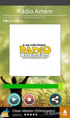 Para baixá-lo, clique no ícone do Google Play Store em seu smartphone ou tablet Android e pesquise Rádio Amém e ouça nossa Rádio!