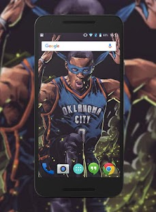 Russell Westbrook Wallpapers HD - náhled