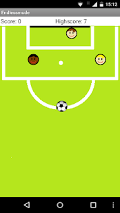 Freekick – Miniaturansicht des Screenshots