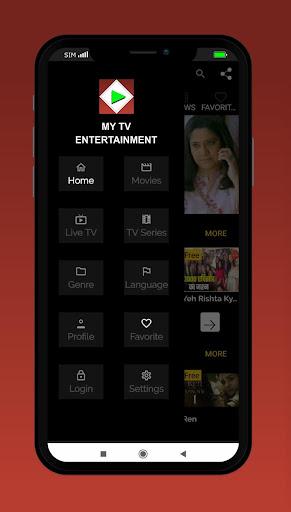 my tv entertainment screenshot 2