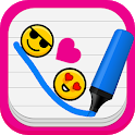 Brain Trick – Emoji Line and Dot Brain Game icon