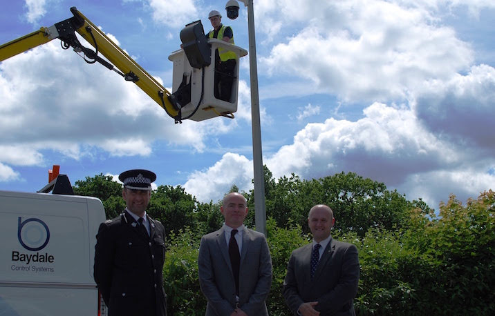 Police to take over town centre CCTV