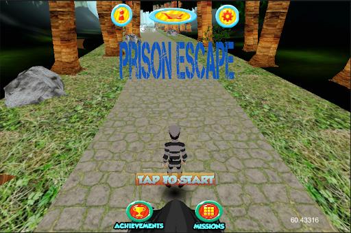 Prison Escape : Jungle Run