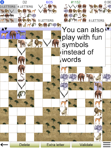 Word Fit Puzzle 2.10.1 screenshots 13