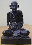 พระบูชา หลวงปู่เอีย วัดบ้านด่าน จ.ระยอง ปี 2519 ขนาด 5 นิ้ว