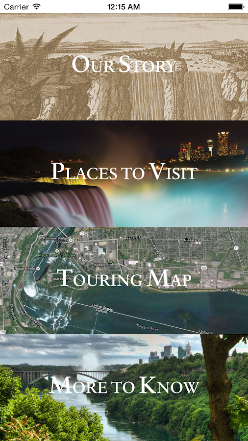 Discover Niagara- screenshot
