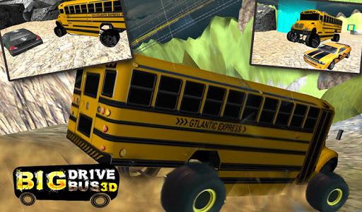 玩免費模擬APP|下載大巴司机爬坡3D app不用錢|硬是要APP