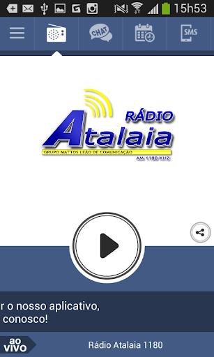 Rádio Atalaia 1180