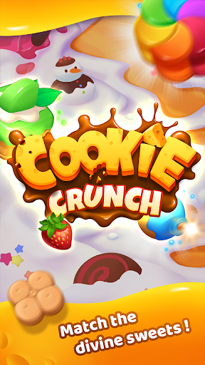 Cookie Crunch - Matching Puzzle Game 1.0.4 screenshots 1