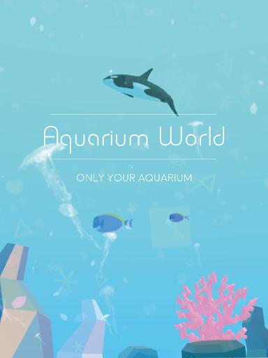 Virtual Orca Simulation game 3D -Aquarium World- 2.0.3 screenshots 6