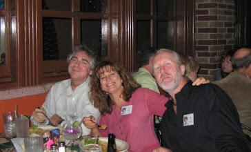 Photo: Terry Gashen, Sandy (Wilson) Jung, Steve Jung