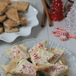 Peppermint Cookie Bark and Snickerdoodle Cookie Bark