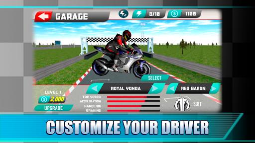 Free motorcycle game - GP 2018 1.2 screenshots 12