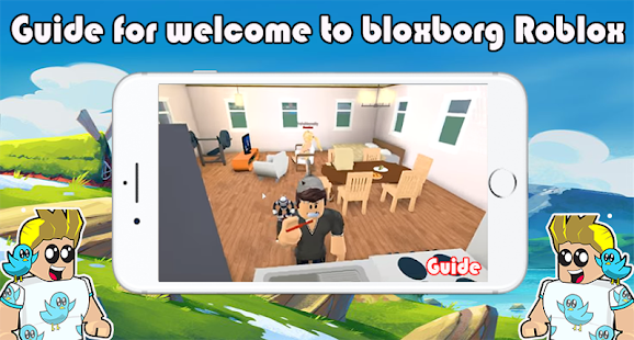 Guide for Roblox Welcome to Bloxburg - náhled