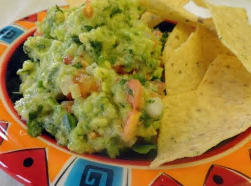 """Guacamole Recipe """"This is the best guacamole I have ever tried. If..."""