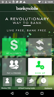 BankMobile- screenshot thumbnail