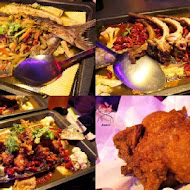 水貨烤魚火鍋