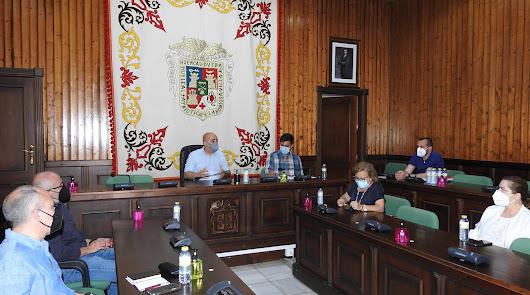 El Ayuntamiento de Huércal-Overa constituye la Mesa del Centro Histórico