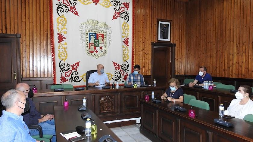Primera reunión del nuevo ente en Huércal-Overa.