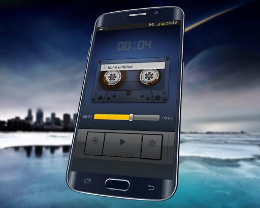 玩免費工具APP|下載录音机音频MP3高清 app不用錢|硬是要APP