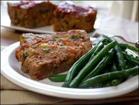 Healthy Turkey Taco Meatloaf Recipe