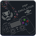 PSP Emulator games for Android: PSP Emulator 2019. icon