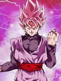 Black Goku Super Saiyan Rose 2018 Offline - náhled