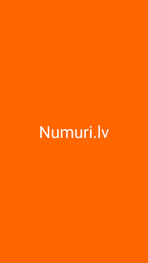 Numuri.lv- screenshot